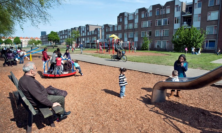 Woonvisie Den Haag: wwonomgeving geschikt voor kinderen