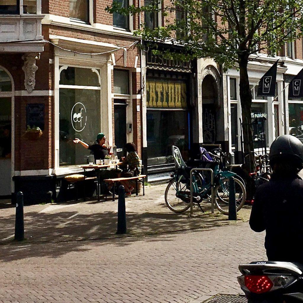 stadsstraat weimarstraat den haag