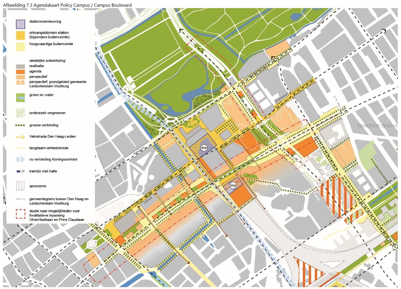 kaart ontwerp structuurvisie cid