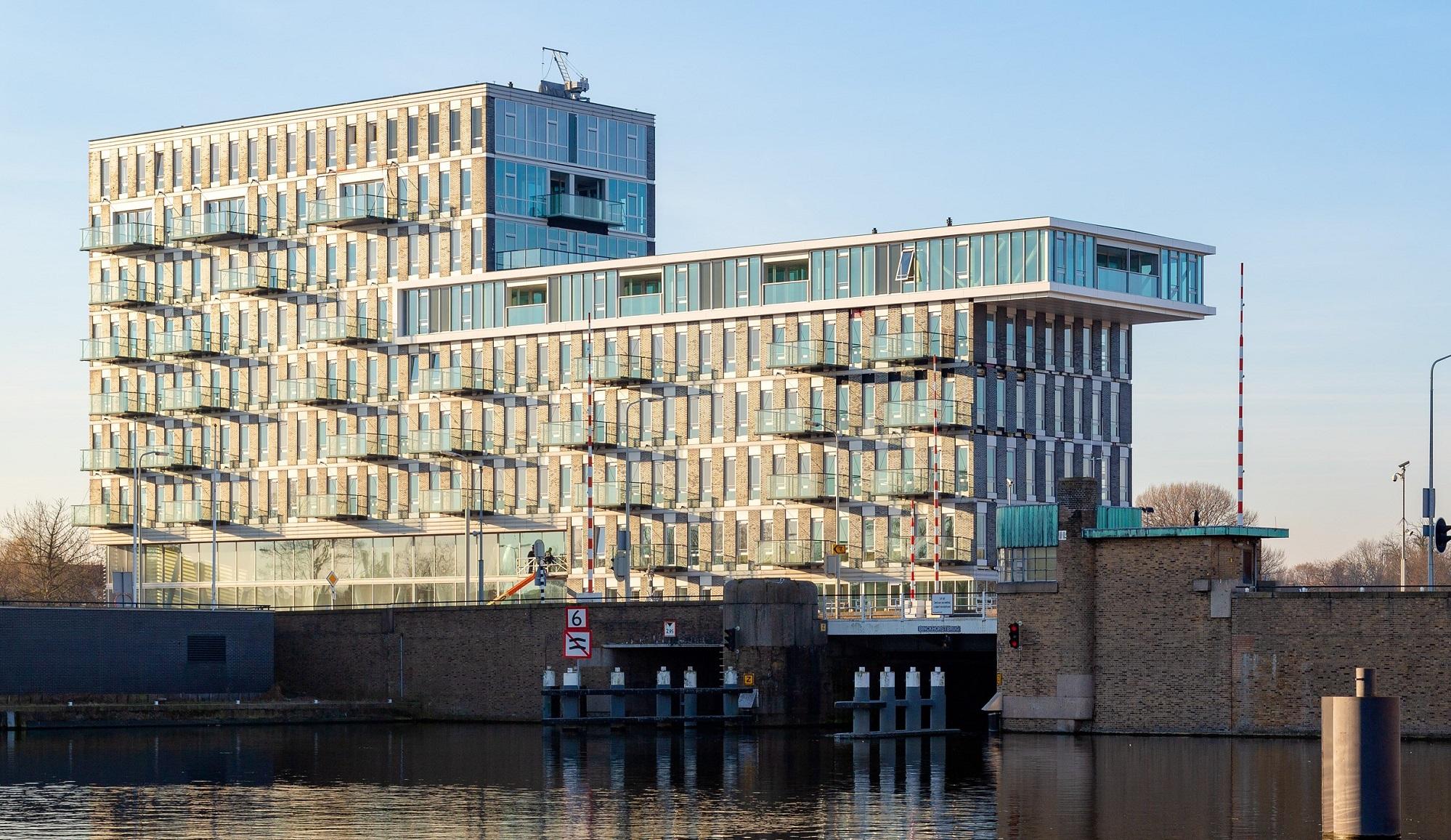 bonckeiland appartementen in voormalig sdu gebouw
