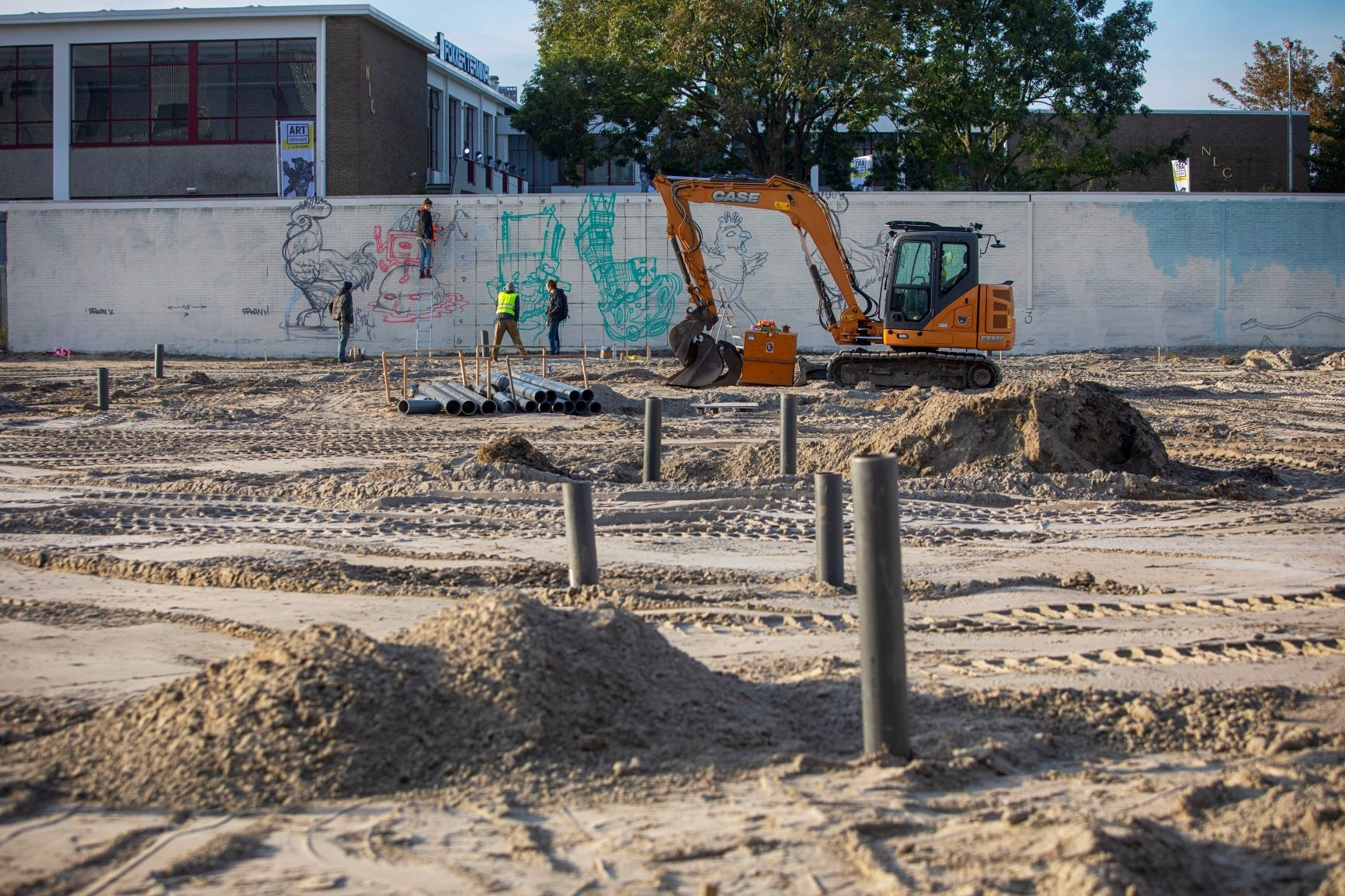 omgevingsplan binckhorst is leidend voor de bouwopgaven