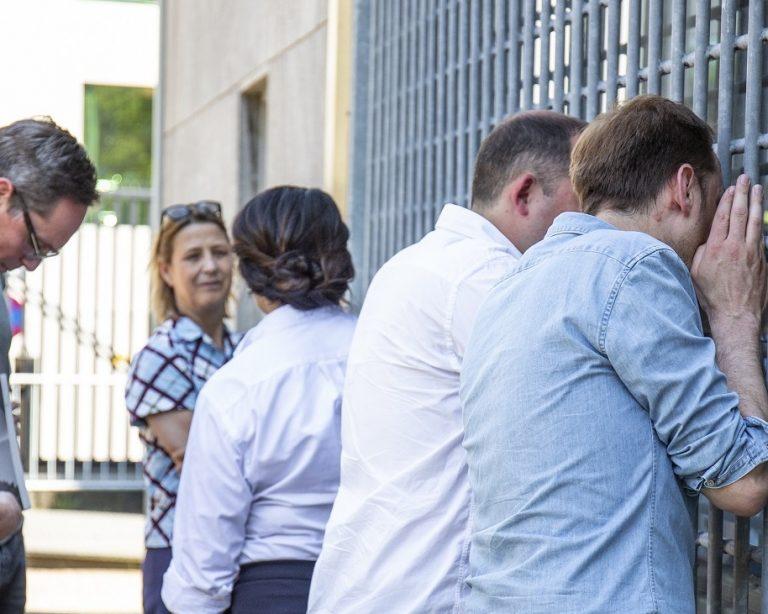 deelnemers stadconsult herbestemming amerikaanse ambassade