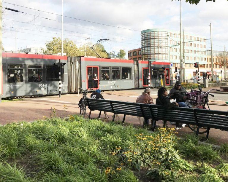hobbemaplein bij Haagse Markt