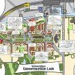 kaart met kansen voor verlevendigen goeverneurlaan in Laak Centraal