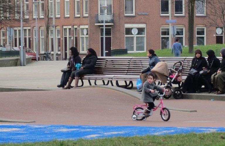 Haagse openbare ruimte prijs, bank in park